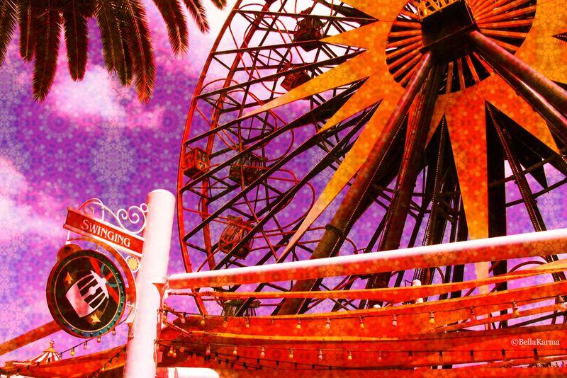 Orange County Sun Wheel-blog