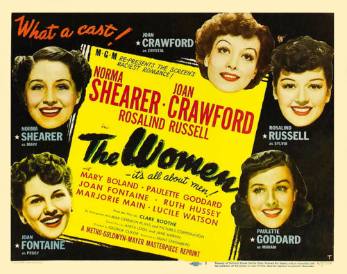 Poster - Women, The_07